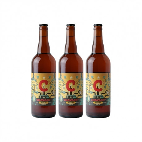 Blonde French Pale Ale