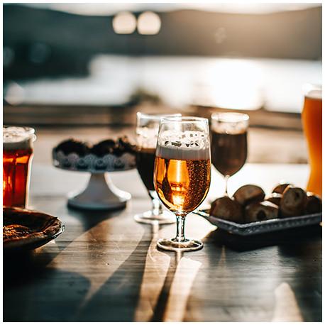 Bières artisanales lager