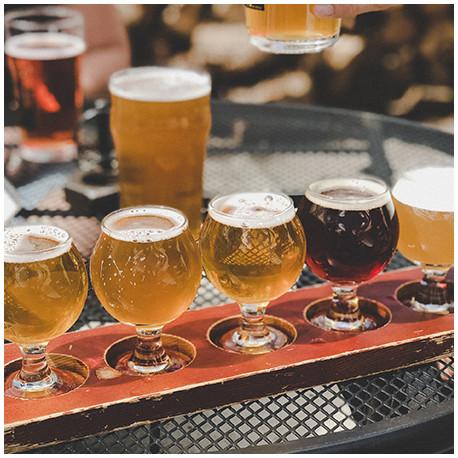 Bières artisanales pale ale