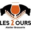 Logo de la brasserie les 2 Ours