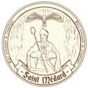 Logo de la brasserie Saint Médard